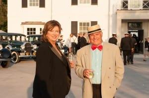 Carolyn and David Parrish