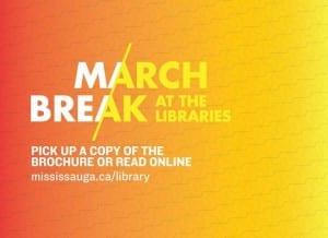 library-march break